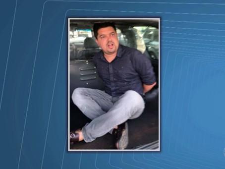 Polícia pede prisão preventiva de ex-vereador baiano preso em São Paulo
