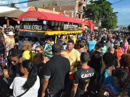 Esquenta de Micareta na São Domingos será no domingo, 15 de abril