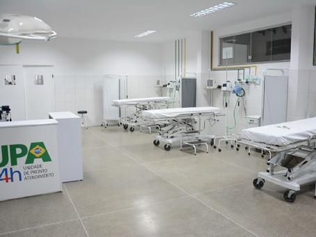 UPA da Queimadinha deve atender a 4.500 pacientes a cada mês