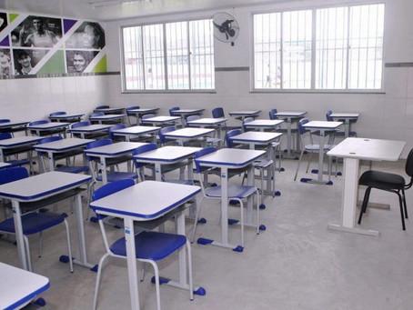 Rede estadual terá aulas a distância, a partir do dia 15