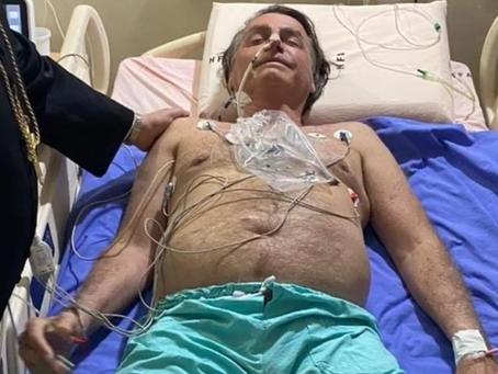 Bolsonaro ficará internado mas não deve precisar de nova cirurgia