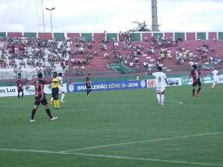 Flu de Feira goleia Flamengo de Arcoverde pela Série D