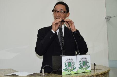 Edvaldo Lima pede cancelamento do título de Cidadã Feirense para Luislinda Valois