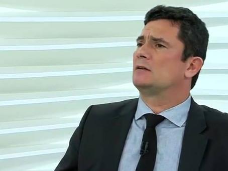 Moro sugere emenda à Constituição se STF acabar com prisão após segunda instância