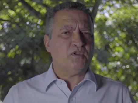 Rui Costa enfim fala sobre caso do PM no Farol da Barra e defende vacinas para segurança e educação
