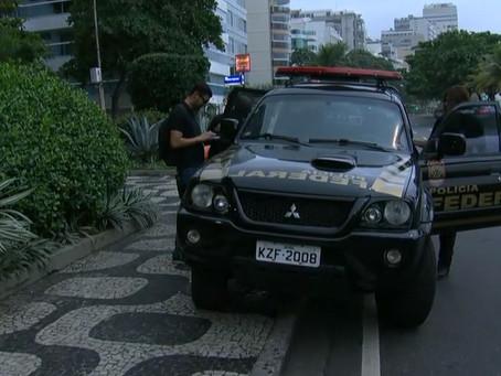 Polícia Federal faz operação contra doleiros