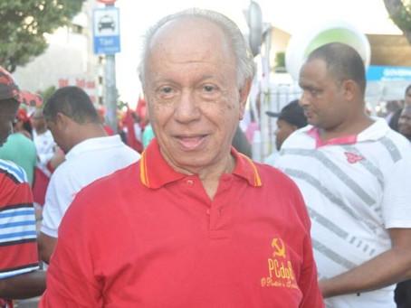Morre de covid Haroldo Lima, do PC do B