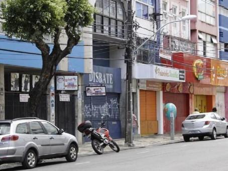 Salvador e região metropolitana terão mais uma semana de fechamento do comércio