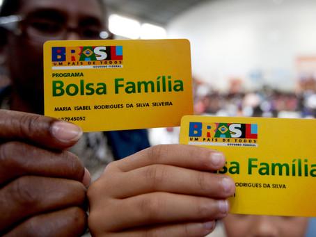 Bolsa Família terá reajuste de 5,67% a partir de julho