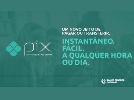 Pix começa a ser usado nesta terça-feira
