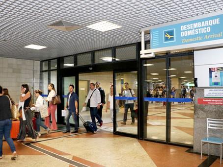 Aeroporto de Salvador lidera no Nordeste pelo segundo mês