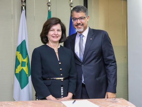 Empossada nova chefia do MPF na Bahia