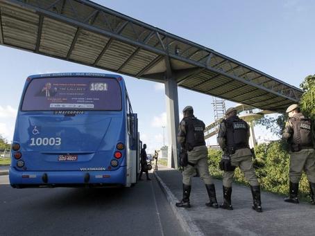 Ônibus em 70 cidades baianas terão monitoramento por câmeras