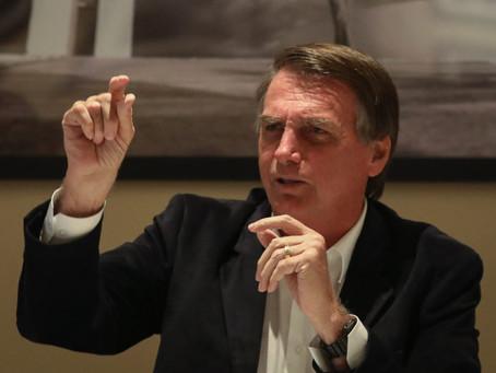 Pesquisas se contradizem sobre Bolsonaro