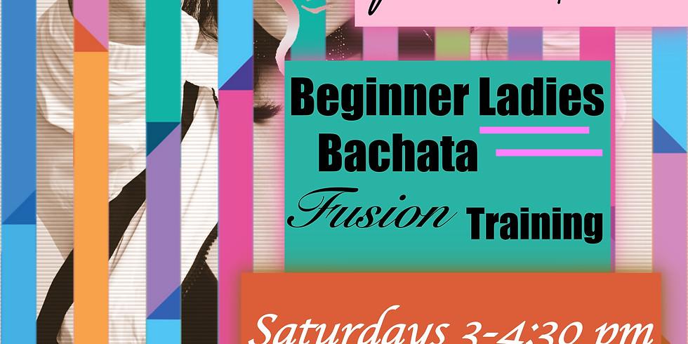 Beginners Ladies Bachata Class