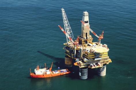 Plates-formes pétrolières
