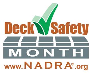 deck safety month, deck month, nadra, north american deck and railing association, deck and railing, summit outdoor designs, summit built, outdoor designs, deck builder, kansas city