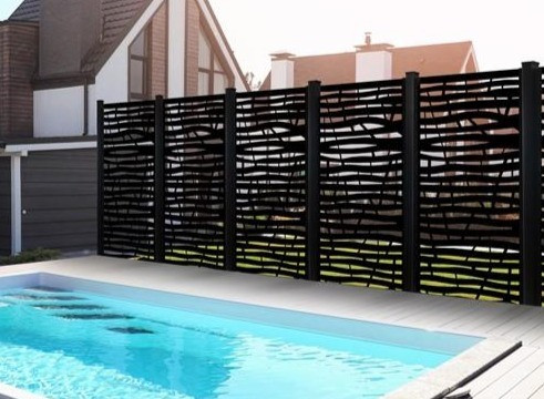 deck privacy, pool privacy, privacy screen, privacy wall, exterior privacy, backyard privacy, summit outdoor designs, outdoor designs, summit, kansas city deck builder, deck builder lees summit, deck builder lee's summit