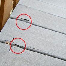 cheap composite decking, cheap composite, composite deck, summit outdoor designs, summit built, summit, outdoor designs, deteriorating deck, deck falling apart, kansas city deck builder,