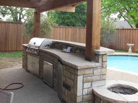 Designing Your Outdoor Kitchen