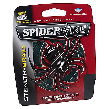 SPIDERWIRE STEALTH-BRAID