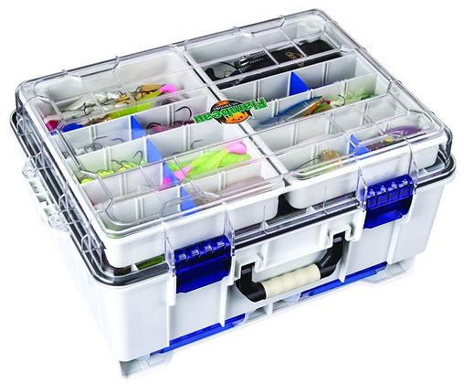 CAJA Impermeable Satchel 4000 con (2) WP4005 Ultimate Tuff Tainers