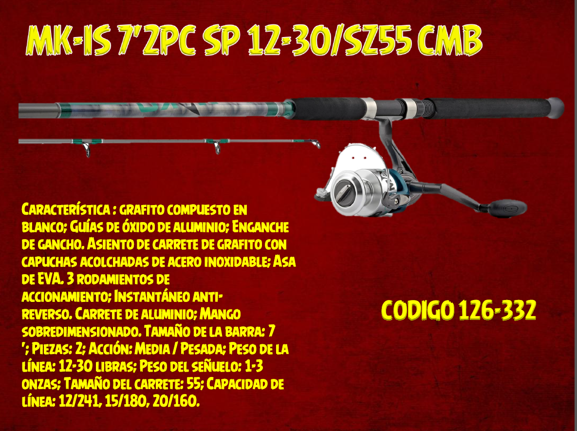 MK-IS 7'2 PC SP