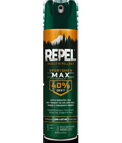 REPEL SPORTSMEN MAX 40%