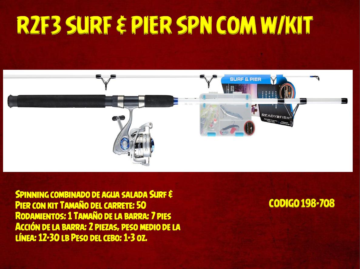R2F3 SURF PIER SPN