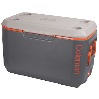 COLEMAN 70 QT XTREME DARK GRY/ ORNG