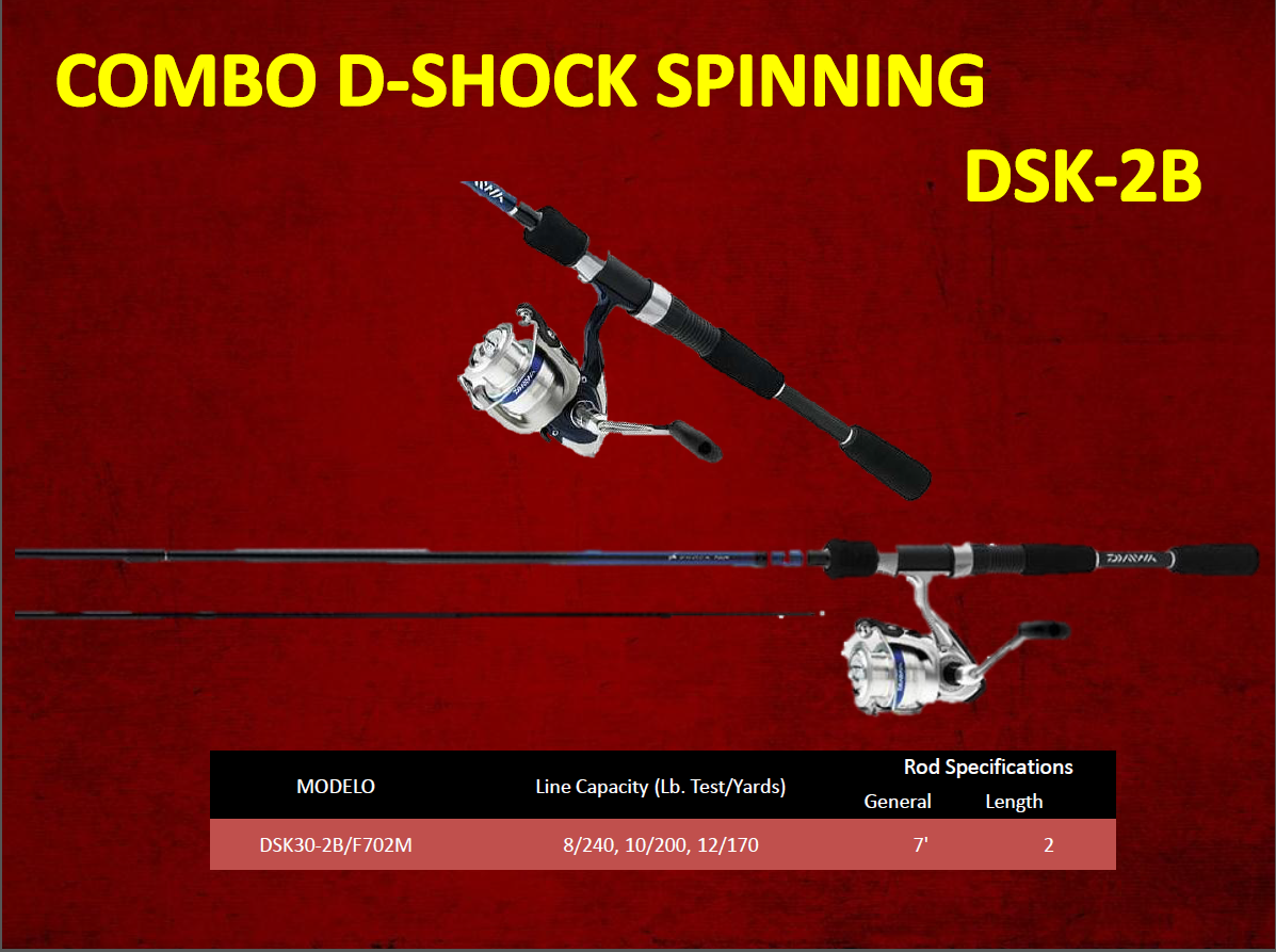 D-SHOCK SPINNING