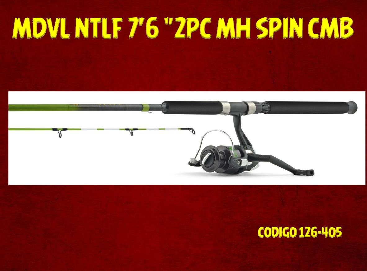 MDVL NTLF 7'6 2PC
