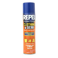 REPEL PERMETHRIN CLOTHING Y GEAR