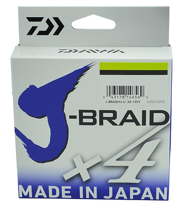 DAIWA J BRAID X4