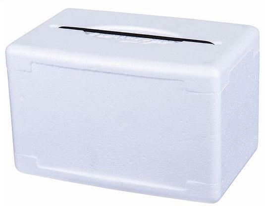 Enfriador de cebo de espuma de doble apertura 6032WC
