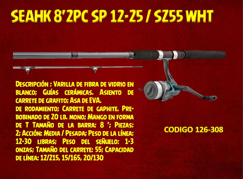 SEAHK 8' ZPC SP