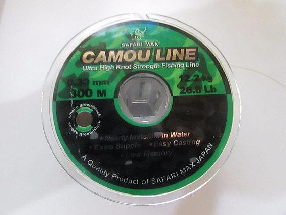 SAFARI MAX CAMOU LINE