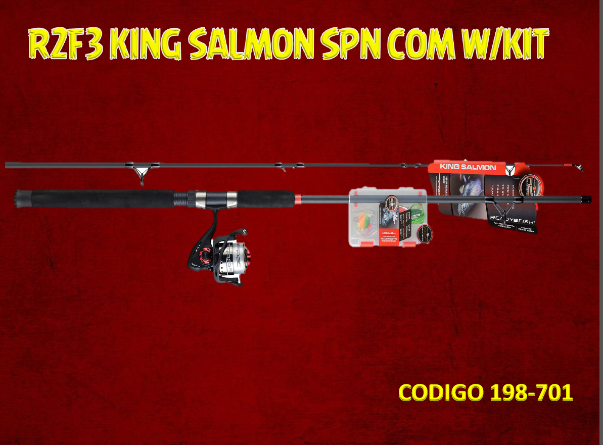 R2F3 KING SALMON SPN