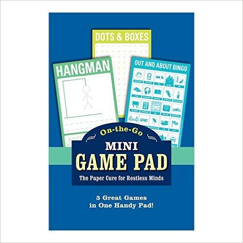 Knock Knock On-the-Go Mini Game Pad