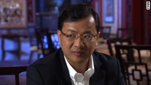 """David Wei, who appears in this months' episode of """"On China,"""" is a former CEO of Alibaba.com"""