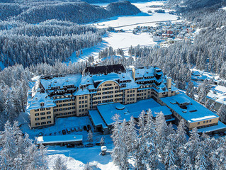Reasons to Stay at the Suvretta House, St Moritz, Switzerland