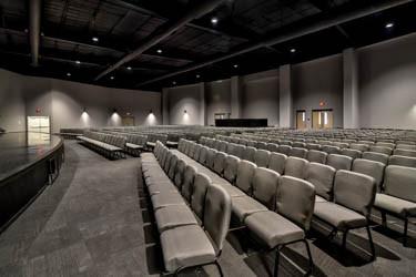 1,000 seat sanctuary
