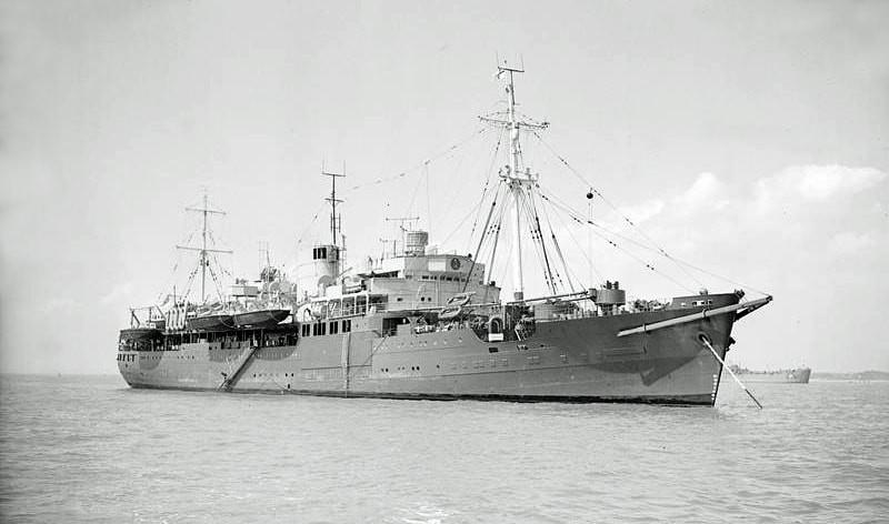 HMS Bulolo