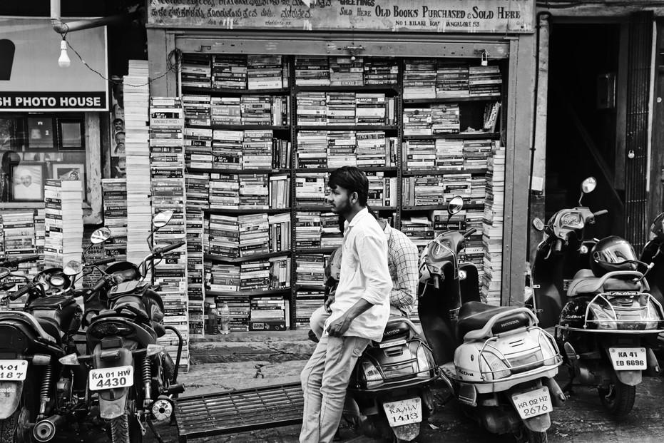 Open-Air bookshop