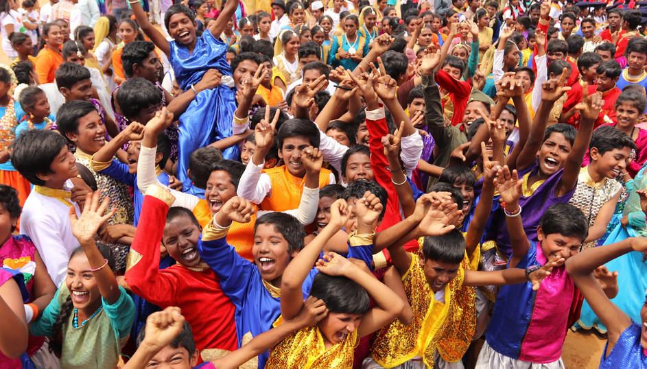 Indian Schoolchildren