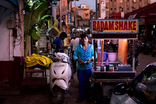 Badam Shake