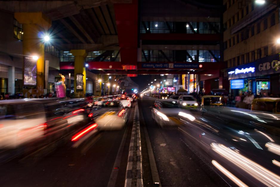 Blade Runner Bangalore