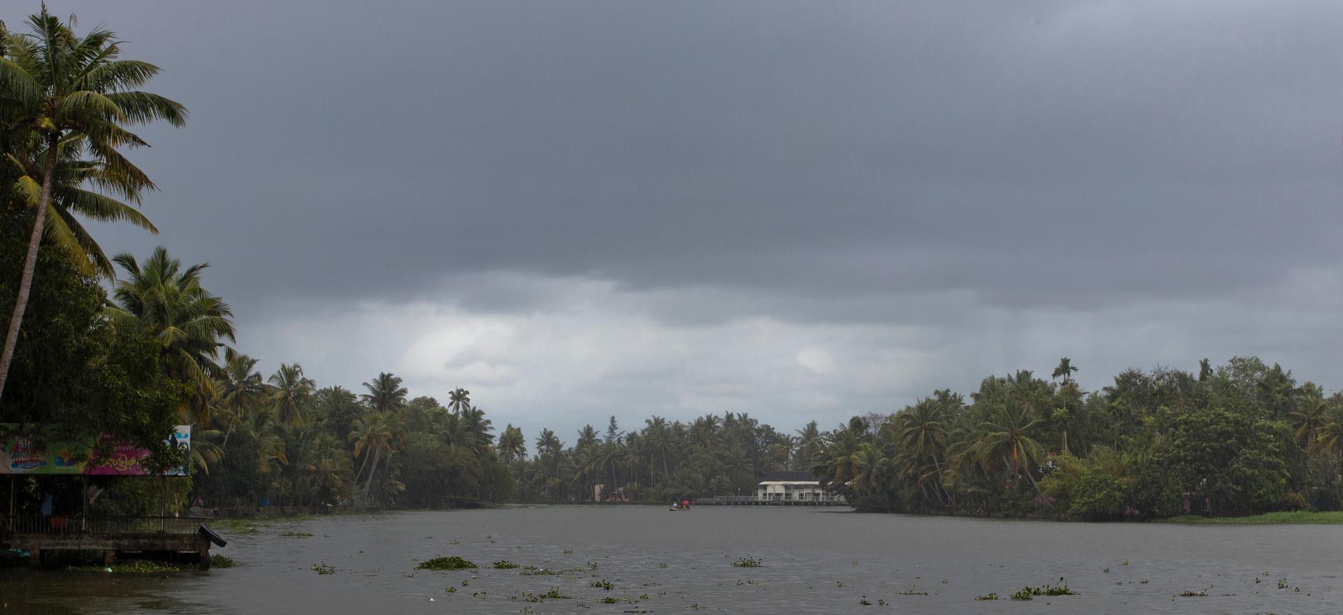 Dark skies over Kuttunad