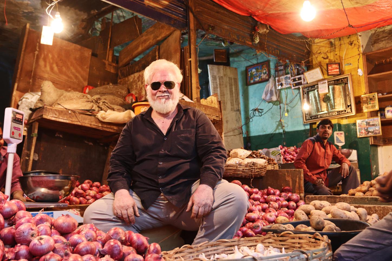 The onion vendor