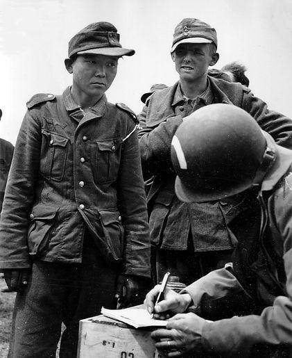 Utah Beach prisoner of war, Yang Kyoungjong